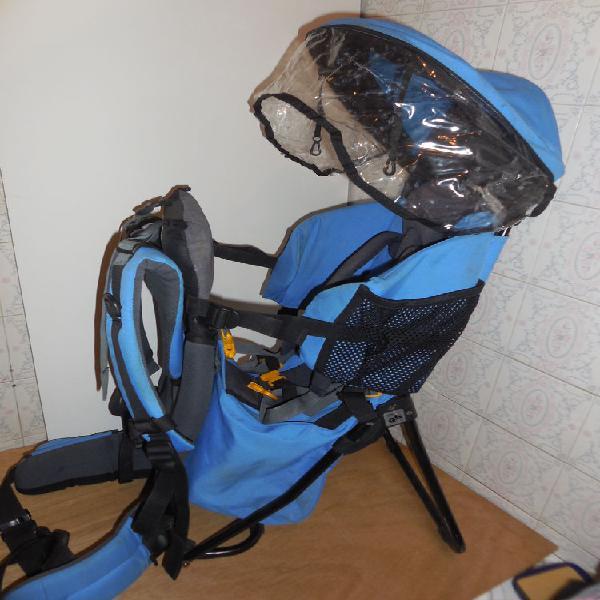 Porte bébé dorsal de randonnée deuter kid confort 1 plus