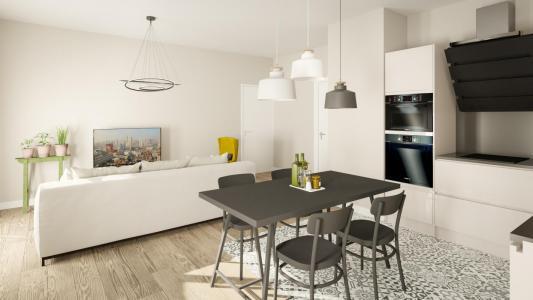 Programme immobilier neuf montpellier 37 m2 herault