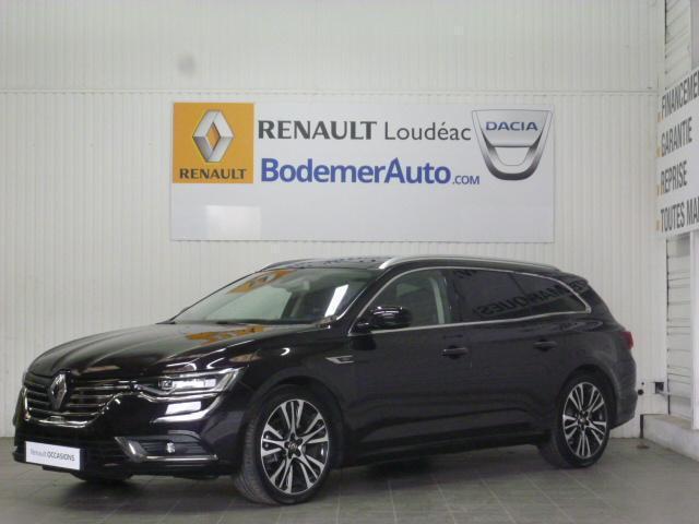 Renault talisman estate diesel loudeac 22   31590 euros 2019