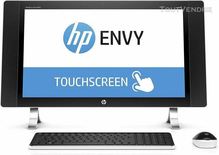 "Aio 24"" tactile hp envy 24-n015nb core i5-6400t 2.2ghz 16go"