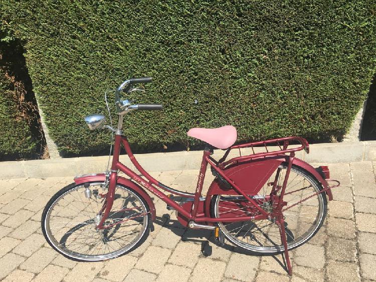 bicicleta paseo vintage