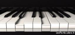Cours particuliers de piano