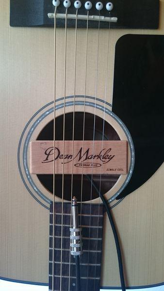 Fender guitare folk gaucher. neuf, morillon (74440)
