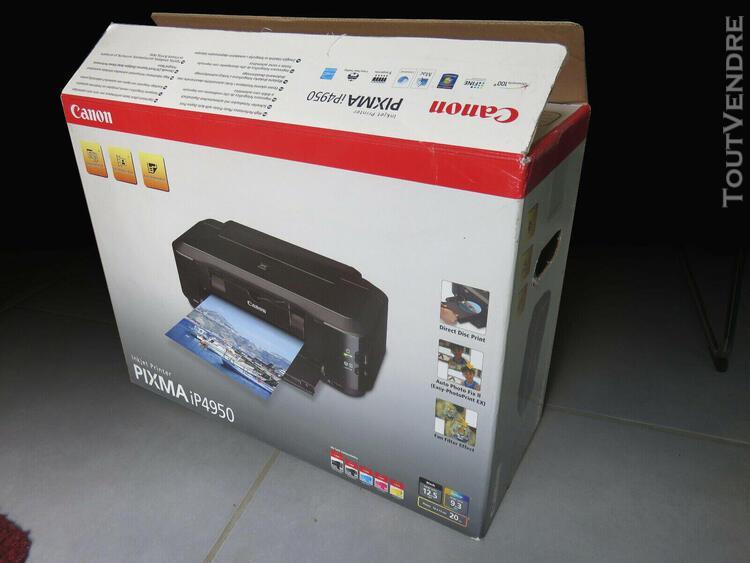 Imprimante canon pixma ip4950 en l'état