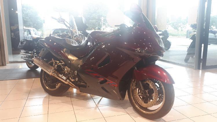 Kawasaki zzr 1100 essence toulouse 31 | 2200 euros 2001