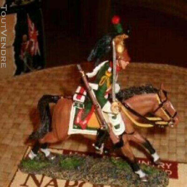 King & country - na79s- dragoon charging w/sword (limited ed