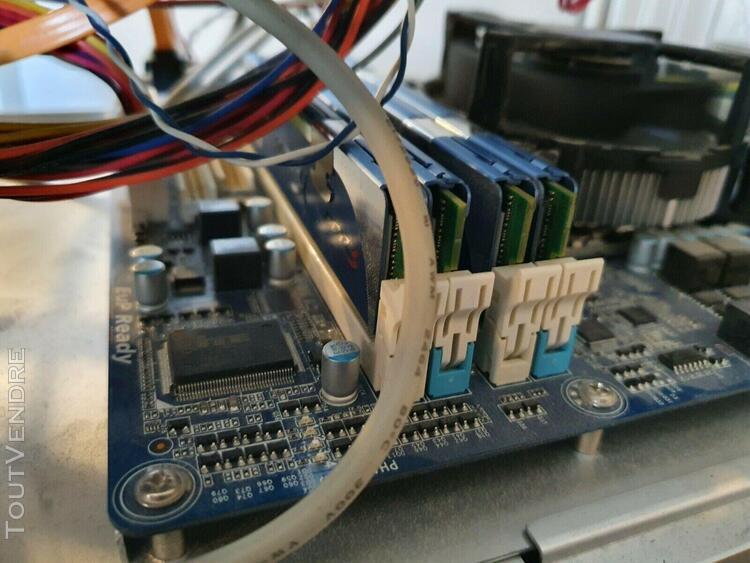 Ordinateur mini-tour core i5 8gb pour bricoleur (boitier seu
