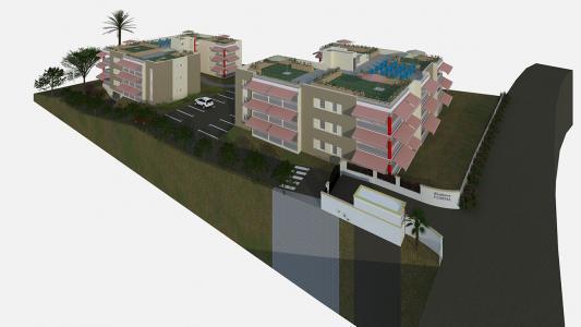 Programme immobilier neuf fort-de-france 42 m2 martinique