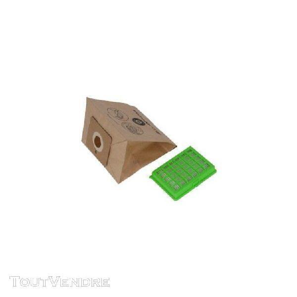 Sac aspirateur et filtre aspirateur rowenta compacteo zr0041