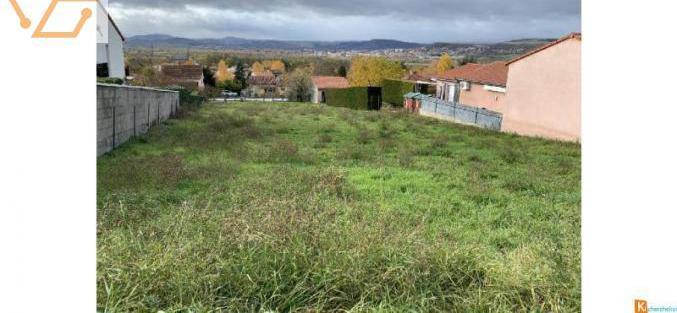terrain 475m2 - 59500€