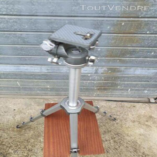 Trepied aluminium pivotant télescopique 48cm avec 2