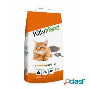 Kitty friend clumping cat litter 10 litres