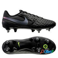 Nike tiempo legend 8 academy sg-pro anti-clog kinetic black - noir