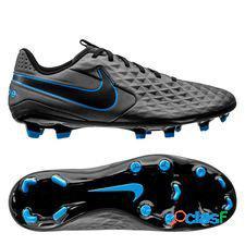 Nike tiempo legend 8 academy mg under the radar - noir/bleu foncé
