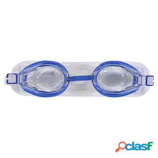 Hema lunettes de natation pour adultes - bleu