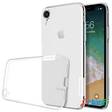 Coque tpu iphone xr nillkin nature 0.6mm - transparente