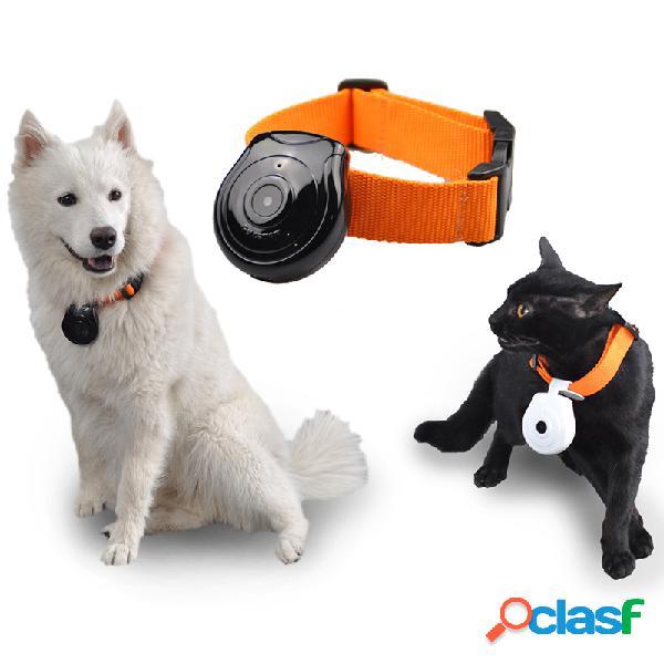480 p noir chien chat chiot pet mini caméra en plein air sport vidéo enregistreur caméscope