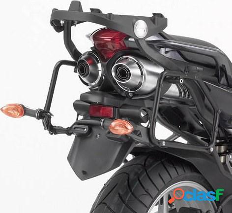 Givi support topcase monolock et monokey fz, bagagerie pour votre moto, 260fz