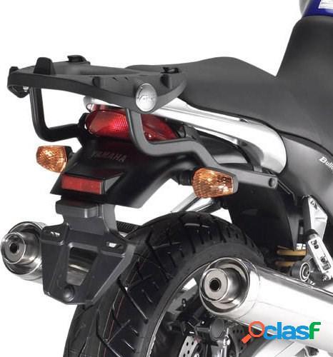 Givi support topcase monolock et monokey fz, bagagerie pour votre moto, 350fz