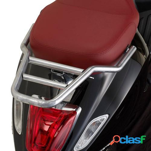 GIVI Support topcase Monolock Chromé- SR CR, Bagagerie pour votre moto, SR5608CR
