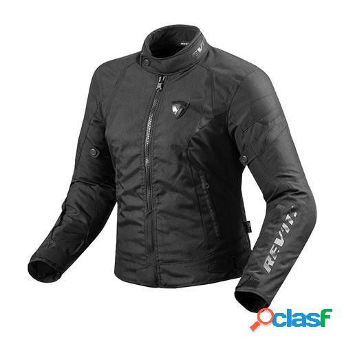 Rev'it! jupiter 2 lady, veste moto textile femmes, noir