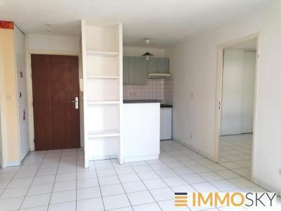 Appartement à vendre toulouse 2 pièces 42 m2 haute garonne