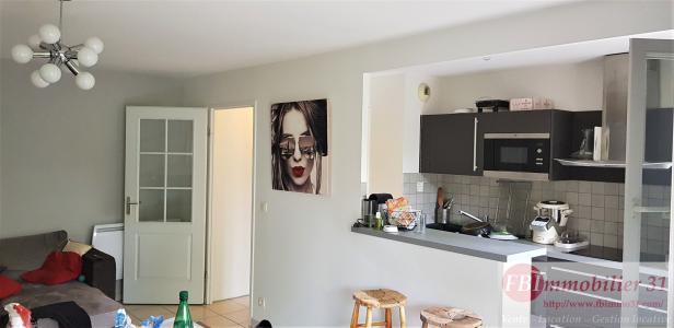 Appartement à vendre toulouse sept deniers 3 pièces 60 m2