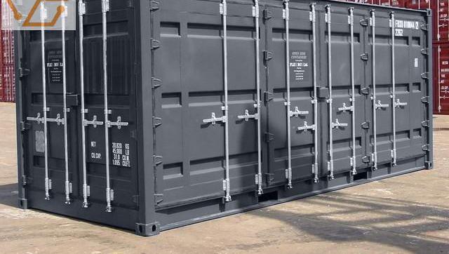 Containers 20 et 40 pieds occasions ou premie...
