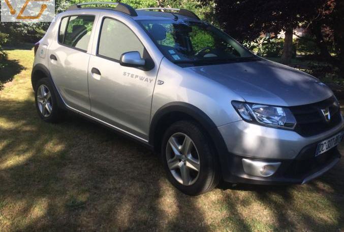 Dacia sandero tce 90 stepway ambiance