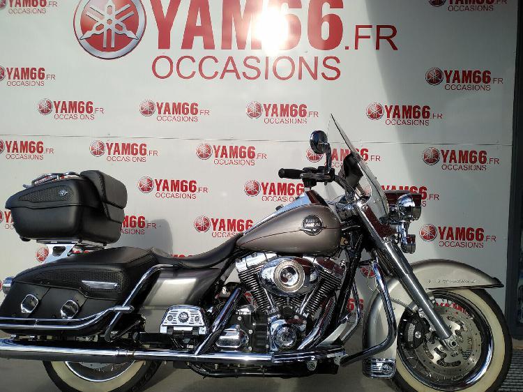 Harley davidson road king essence perpignan 66 | 18590 euros
