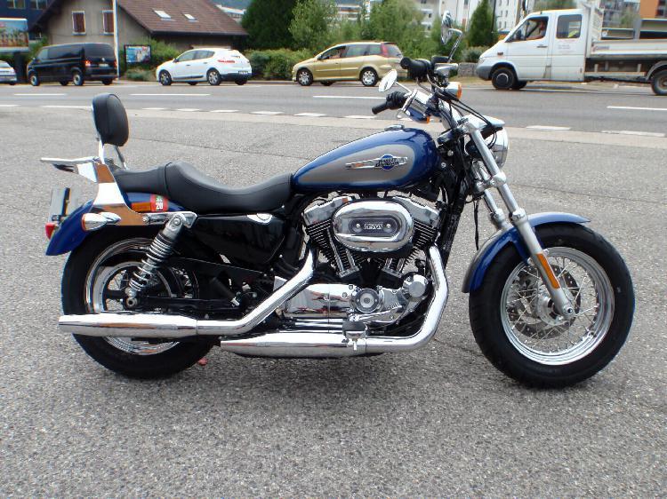 Harley davidson sportster essence seynod 74 | 9490 euros