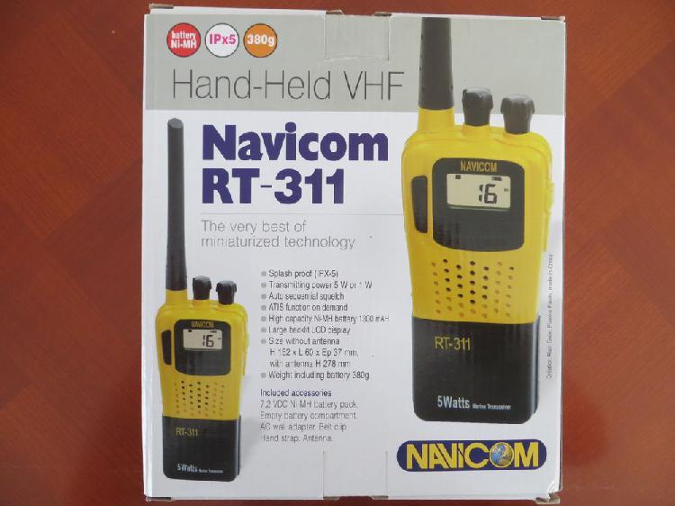 Portable radio marine neuf, saône (25660)