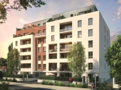 Programme immobilier neuf livry-gargan 25 m2 seine saint