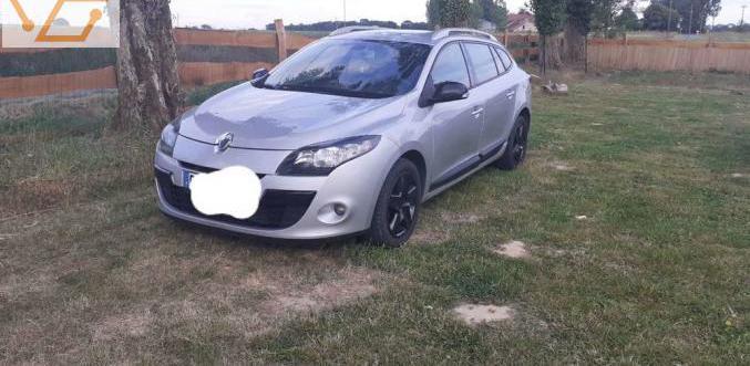 Renault mégane estate iii 1.5 dci 110 fap ec...