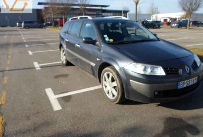 Renault mégane ii estate 1.9 dci 130 fap pac...