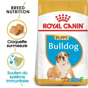 Royal canin bulldog anglais puppy pour chiot 2 x 12 kg