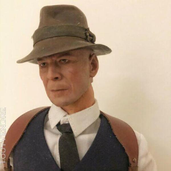Bruce willis - last man standing - custom figure - 1/6 scale