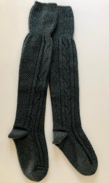 Chaussettes de montagne 100% laine t. 40/42