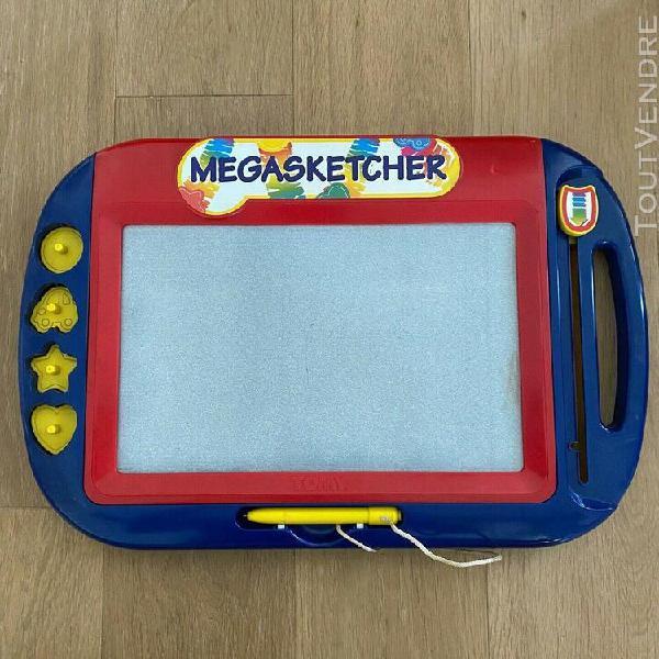 Jeu éducatif mega sketcher - tomy - dessins pour enfants