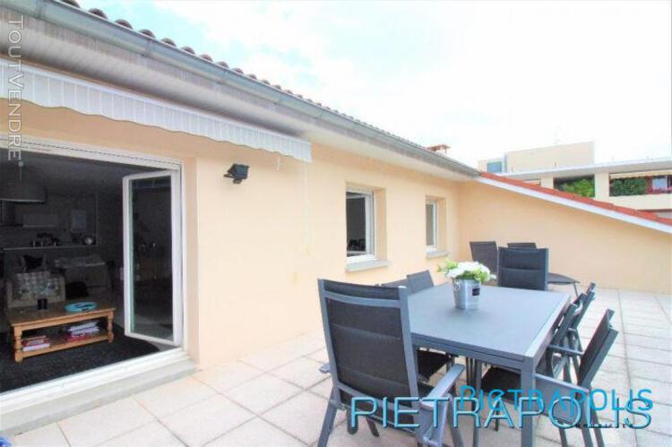 Plein centre bourgoin jallieu 3 pièce(s) 90,71 m2 terrasse