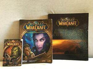 World of warcraft wow manuel du jeu + guide de stratégie