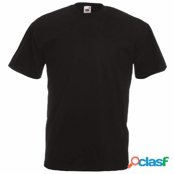 Tee shirt homme à personnaliser - s noir