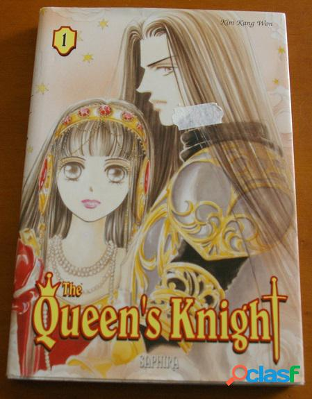 The queen's knight n°1, kim kang won