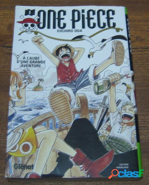 One piece n°1, eiichiro oda