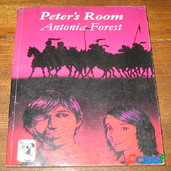 Peter's room, antonia forest
