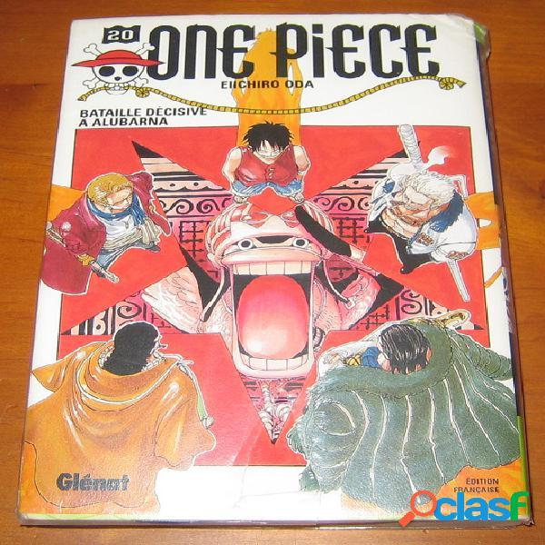 One piece n°20, eiichiro oda