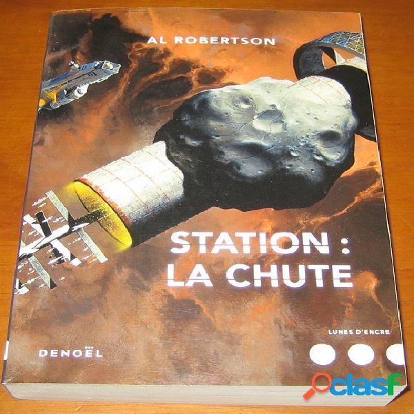 Station: la chute, al robertson