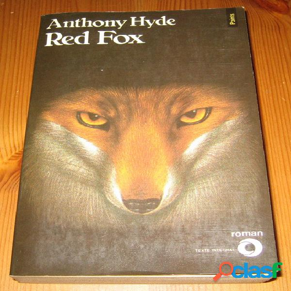 Red fox, anthony hyde