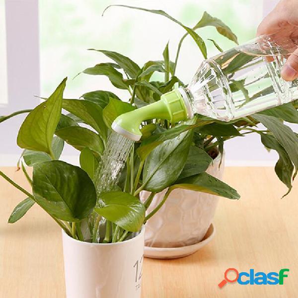 Bouteille d'eau buse pompe de pulvérisation bonsai outils d'arrosage succulent plantes arrosage
