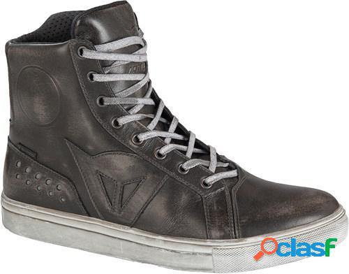 Dainese street rocker d-wp®, chaussures moto, noir
